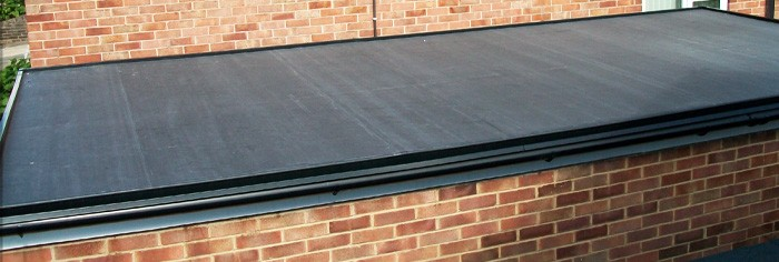 Rubber roof construction Bristol