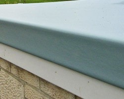 Fibreglass roof construction Bristol