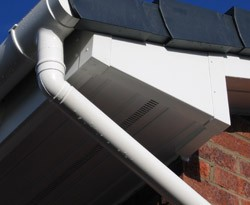 Weather resistant soffits